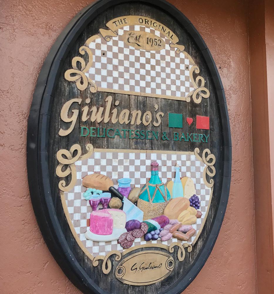 Giuliano's 03