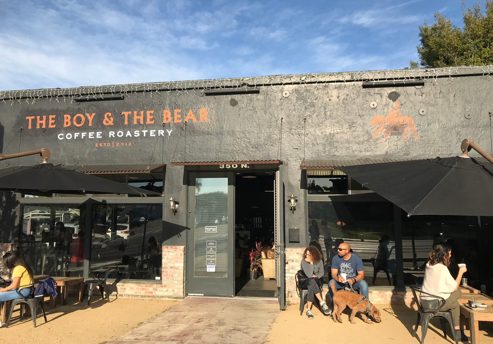 THE BOY AND THE BEAR 01